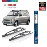 Wiper Mobil Suzuki Karimun Sepasang Bosch Advantage