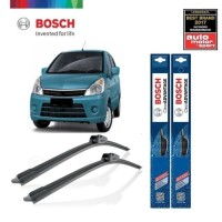 Wiper Mobil Frameless Suzuki Karimun Estilo Bosch Clear Advantage