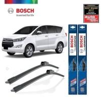 Wiper Mobil Frameless Toyota Kijang Innova Reborn Bosch Clear Advantag