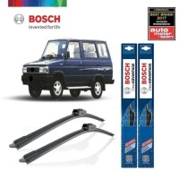 Wiper Mobil Frameless Toyota Kijang Super Bosch Clear Advantage