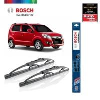 Wiper Mobil Suzuki Karimun Wagon Sepasang Bosch Advantage