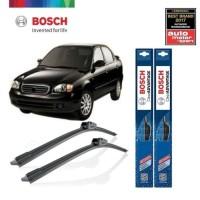 Wiper Mobil Frameless Suzuki Baleno Bosch Clear Advantage