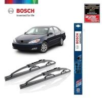 Wiper Mobil Toyota Camry 2002-2007 Sepasang Bosch Advantage
