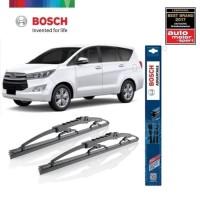 Wiper Mobil Toyota Kijang Innova Reborn Sepasang Bosch Advantage