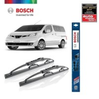 Wiper Mobil Nissan Evalia Sepasang Bosch Advantage