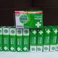 Dettol Sabun Batang Original [min order 5 pcs]