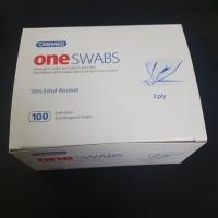 alkohol swab/ one swab / tissu alkohol / onemed