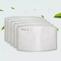 Refill Filter Masker Bowin N99 N95 PM 2.5 1pcs