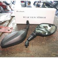 Spion Click 125 Vario 125 150 Pcx Lokal Beat Dll Kaca Asli Carbon