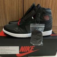 Air Jordan 1 Black Satin