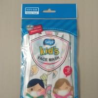 Masker kids face mask untuk anak-anak