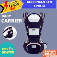 Aixinta Gendongan Bayi Hip Seat Hipseat Baby Carrier multifunction pre - PINK