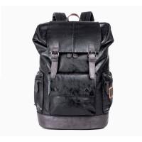 Tas Ransel Cowok / Ransel Hitam / Backpack Kerja / Tas Kuliah HTI1110