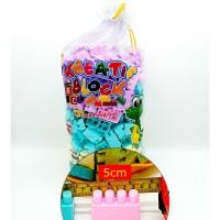 Toko Mainan ALFA Kreatif Block 480pcs OCT-9105 (mirip LEGO tapi JUMBO)