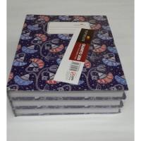 BUKU TULIS SAMPUL TEBAL / HARD COVER PAPERLINE KWARTO 200 LEMBAR