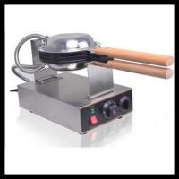 Mesin Cetakan Kue Egg Waffle Hongkong Style 220V/110V EKSLUSIF