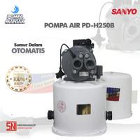 Pompa Air SANYO PD-H250B Sumur Dangkal Otomatis 250 Watt