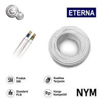Kabel Listrik Eterna NYM 3 x 2.5MM x 50 M - GCI Sutindo