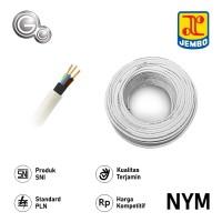 Kabel Listrik Jembo NYM 2 x 1.5MM x 50 M - GCI Sutindo