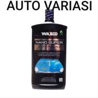 Promo Waxco Nano Super Compound 500ML Diskon