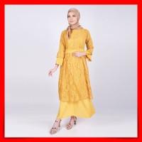 MAXI DRESS GAMIS WANITA Fathiyah Luxury | MISS U MINORU