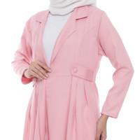 MURAH Outerwear Muslim Original | Jelita Blazer | Cardigan Wanita