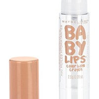 Maybelline New York Baby Lips Color Balm Crayon, Toasted Taupe/Orchid