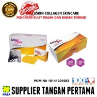 Jual Murah Paket Collaskin Collagen Skincare NASA Original