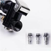 Digital Tire Inflator Truck Pressure Gauge ABS Metal 0-300psi