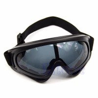 Kacamata Goggle Airsoft Gun Motor Goggles Safety Google Cross