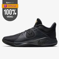 Sepatu Basket Nike Fly.By Mid Black Gold Original CD0189-004