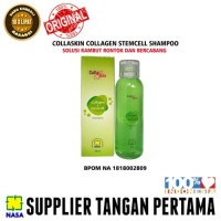 Collaskin Collagen Stemcell Shampo Original Nasa Solusi Rambut Rontok