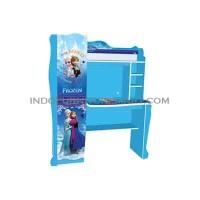 Fre Onkir Meja Belajar Anak Minimalis Frozen Kea Panel SDFZ 9006 FF