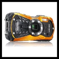 BERGARANS Kamera Pocket Anti Air Ricoh Wg 50 Camera Saku Poket