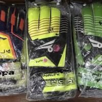 hoot sale sarung tangan kiper tulang kappa penalty tebal import