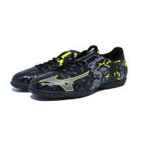 Paling Terlaku Sepatu Futsal Mizuno Ryuou In Black Steel Gray Hebat