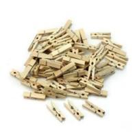 Terlaris Wooden Clip/Jepitan Kayu New