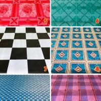 New Jual Karpet Plastik Vinyl Untuk Lantai Dan Taplak Meja Per Roll