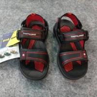 Sandal Sendal gunung anak laki-laki pria HOMY PED FALCON 02 BLACK &