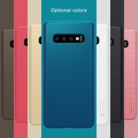 Nillkin Super Frosted Shield Samsung Galaxy S10 Plus Hard Case Ori