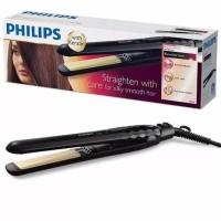 Philips Hair Straighteners HP8348 Keratin Catokan Rambut Curly HP-8348
