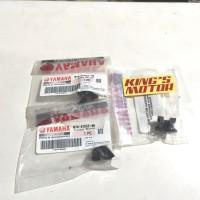slider, kancing roller XMAX, X-MAX (B74 E7653) asli yamaha