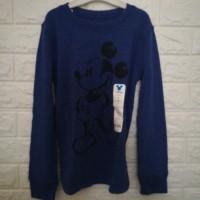 Sweater Anak Disney Mickey Mouse Unisex Original