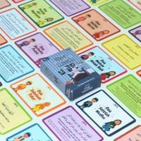 Flashcard DOA SEHARI-HARI - Kartu Edukasi - by Konsep Studio