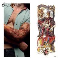 Tattoo/Tattoo temporary/Tattoo Temporer/Tattoo 17x48 cm Qb0036