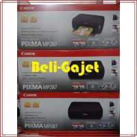 Printer Canon MP 287 + Infus(modif toko) termurah Gojek&Grab only