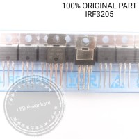 ORIGINAL PART IRF3205 IRF3205PBF IRF 3205 55V 110A N CHANNEL MOSFET