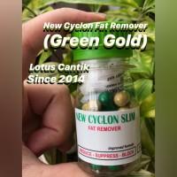 CYCLON SLIM FAT REMOVER / CYCLON GREEN GOLD isi 10