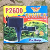 Pompa Air Water Pump Aquila P2600 P-2600