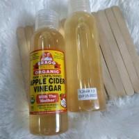 Share in Bottle Cuka Apel Apple Cider Vinegar Bragg Toner 100ml
